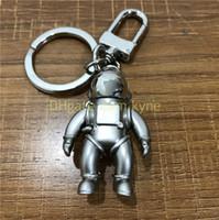 Benvenuto Dropship! Accessori per anello a catena chiave Accessori per auto portachiavi auto portachiavi fibbia per uomo con scatola pendente con confezione e sacchetto antipolvere