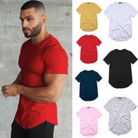 Uomini e donne Streetwear Hip Hop Long Line Shirt T-shirt da uomo T-shirt da uomo Abbigliamento allentato Tshirt Punk Liverpool Funny T Shirt TX135