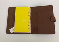 19cm * 12.5cm Agenda Note Couvercle Couvercle Cuir Diary Cuir avec sac à poussière et Carte de facture Remarque Livres Chat Vente Style Bague Or Style 88