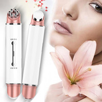 Double head Electric Eye Massager Pen Anti Aging Wrinkle Fac...