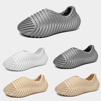 Hot Scuffs Non-slip slippers Foam Bone mens Soft Indoor slides sandals sliders platform house Summer beach slipper size 39-45