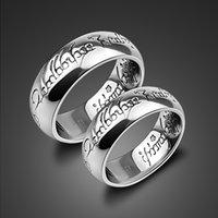 Neue Mode Vintage Thai Silber Drachen Ring Solide 925 Sterling Silber Ring Frau Mann Paar Ring Punk Hip-Hop Cooler Schmuck