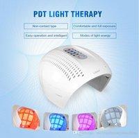 استخدام المنزلي PDT LED الفوتون العلاج بالضوء مصباح الجسم الوجه الجمال SPA PDT قناع تجديد الجلد تشديد حب الشباب مزيل التجاعيد جهاز