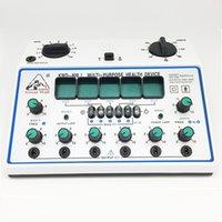 Elektrischer Akupunktur-Stimulator-Maschine elektrischer Nerven-Muskel-Stimulator 6 Kanäle Ausgangspatch-Massagerpflege KWD808-I