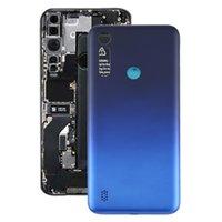 Couverture arrière de la batterie pour Motorola Moto G8 Power Lite