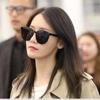 2020 Nuovo V Brand Drenaggio Sunglasses GM Net Rosso Stessi occhiali da donna moda in plastica
