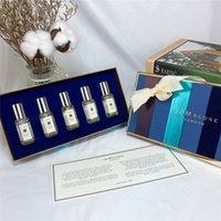 Männer Frauen Weihnachtsblau Set Duft Jo Malone Lady Parfume Blume und Obst dauerhafte Frauen Parfümspray Parfum