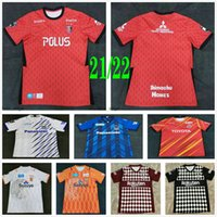 2021 2022 J Liga Urawa Diamantes Vermelhos Futebol Jerseys Shimizu S-Pulso Gamba Osaka Nagoya Grampus Custom 21 22 Vissel A.iniesta Football Shirt