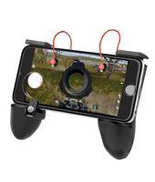 Стрелка для мобильных телефонов GamePad + Джойстики перемещения для PUBG Trigger Fire Button Pad Gaming AIM Клавиша L1R1 Controller1