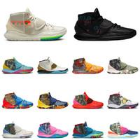 Kyrie 2020 sapatos de 6 homens de basquete CNY criados onze curar as Tóquio sneakers oráculo do aqua de designer mens instrutor mundo