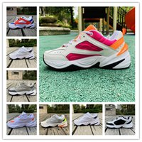 Top Quality Homens Mulheres M2K Tekno pai Shoes Monarch 4 Zapatillas Correndo Sneakers esportes clássico Trainers Tamanho 36-45