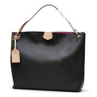 도매 럭셔리 디자이너 가방 패션 핸드백 고품질 가죽 큰 쇼핑백 어머니 가방 숙녀 핸드백