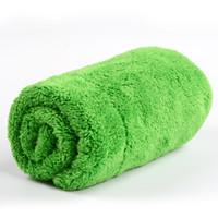 Doble cubierta hechicero sin pelo escritorio suelo coral terciopelo limpieza paño absorbente cocina toalla de secado trapo nueva llegada 2 1RS K2