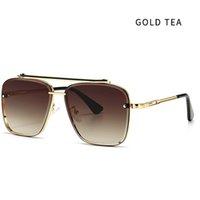 Mach six style dégradé Lunettes de soleil femmes Classique 2020 Mode Hommes Vintage Brand Design UV400 Lunettes de soleil Oculos De Sol