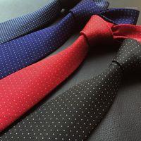 العلاقات الرقبة linbaiway 8 سنتيمتر رجل ربطة العنق رجل الأعمال الأزياء الزفاف العنق اليدوية الجاكار التعادل للرجال مخصص logo1