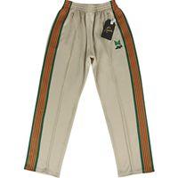21FW MAN AIPL Kelebek Azınlık Tarzı İğneler Parça Rahat Pantolon Erkek ve Bayan Sis Yüksek Streetwear Düz Tüp Pantolon