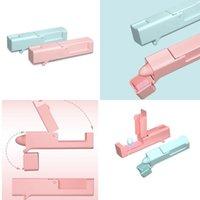 Touchscreen-Taste näherwerkzeug Touchless Türöffner Pressaufzug Button Werkzeuge Rosa Grün Tragbare neue Hohe Qualität 1 6hs G2