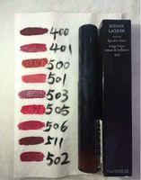 2018 neue make-up ekstasy lack lipcolor glanz rouge laser wasserdichter flüssiger lippenstift 6ml 12pcs / lot