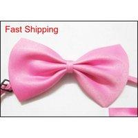 Papillon più economico Legami da donna Papillon da uomo 12 colori per la scelta FedEx Spedizione, 500pcs / lot ksz3u