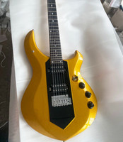 Özel Dükkanı Ernie Ball Music Man John Petrucci Majesty Metal Altın Elektro Gitar Tremolo Köprü, Aktif Transfer Ücretsiz Kargo