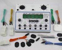6 kanal Onlarca BİRİM. Çok Amaçlı Akupunktur Stimulatör Sağlık Masaj Cihazı KWD-808I ACUPUNTURA Elektrik sinir kas uyarıcısı