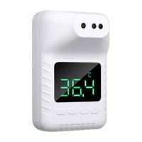 ALK K3X Sensore non contatto Sensore Appeso a parete a parete digitale Termometro a infrarossi Digitale Display LCD Alta precisione Testo della temperatura corporea