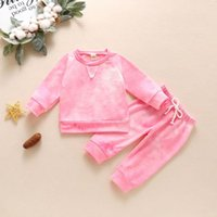 Fashion Baby Kids Pajamas Sets Cotton Boys Sleepwear Suit Pr...