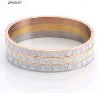 Braccialetto del braccialetto del braccialetto del braccialetto del braccialetto della donna del braccialetto del braccialetto del braccialetto del braccialetto del braccialetto del braccialetto dello smalto dell'oro solido 18.000