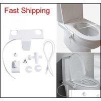 Faucets Faucets, Showers As Home & Gardethroom Flushing Sanitary Device Intelligent Cleaning Adsorption Type Toilet Seat Bidet Drop Delivery