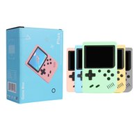 Mini Handheld Video Game Consoles Can Store 500 Games 3.0 Inch Retro Portable Game Player Game Box Plus for Kids Gift than SUP PXP3 PVP