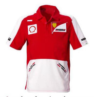 F1 Formula Bir Yaz Gelgit Marka Kısa Kollu Yaka T-Shirt, Polyester Hızlı Kuruyan Motosiklet Rider Takım Elbise, Fan Kültürü Polo Gömlek, Aynı Styl