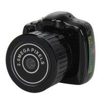 Y2000 숨기기 몰래 HD 가장 작은 미니 카메라 캠코더 디지털 사진 비디오 오디오 레코더 DVR DV 캠코더 휴대용 웹 마이크로 카메라