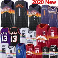 2021 devin 1 Bucher Chris 3 Paul Jersey Nikola 15 Basketball Jokic Jamal Retro Mesh Steve 13 Nash Jersey 27 Murray Trikots