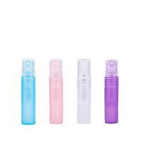 3ML Travel Portable Profument Bottle Color Spray Бутылки с распылителями Пустые косметические контейнеры 10 мл парфюмерии пустой распылитель пластиковая ручка