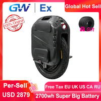 GOTWAY EX Elektrische Einrad 100V 2700WH 3500W Ein Rad Monowheel Balance Air Suspension Monowheel