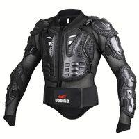 Motosiklet Giyim Moto Ceket Dişli Vücut Zırh Bisiklet Bezi Motocross Giyim Yarışı Suit Koruma Ceketler
