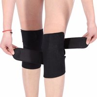 1 Pair Tourmaline Self- Heating Knee Pads Magnetic Therapy Kn...