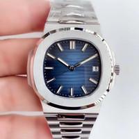 TW Produzione orologio PP5711 / 1A 40mmx9mm Macchina automatica CAL.324 I cuscinetti di gemma del movimento sono luminosi di molto sottile sul mercato