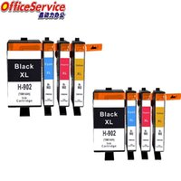 compatible Ink Cartridge For 902XL 902 906, suit for Officej...