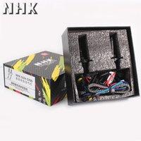Xenon Kitleri NHK 5700 K 5500 K 4300 K D2H VIP HID Ampul Oto Far Güçlendirme Yüksek Kalite Toptan Tedarikçisi Süper Illuminant1