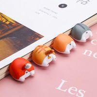 3D Creative PVC Stéréo Stéréo Cartoon Marker Mignon Charognez-vous Bookmarks Funny Cat Étudiants School Papeterie Enfants Cadeaux1