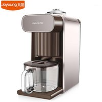 Blender Joyoung Unmanned Soymilk Maker Smart Juice Bebida Café Café 300ml-1000ml Soja Elétrica Máquina De Leite Máquina Automática1