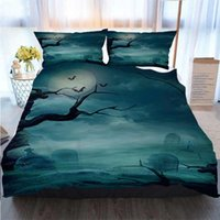 Christmas Halloween Thanksgiving 3 Piece Duvet Cover Sets Ha...