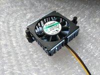 RADWARE AD2016用Sunon 124010VM-8 DC12V 0.9Wグラフィックビデオカードクーラー冷却ファン