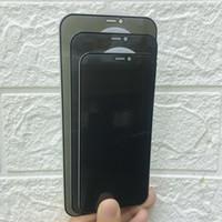 개인 정보 보호 강화 유리 아이폰 (12) 미니 12pro (11) 프로 맥스 XS X 6 7 8 플러스 5 다크 지우기 화면 보호기 안티 - 스파이