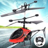 Children 2CH RC Helicopter Remote Control Drone Flying Toys ...