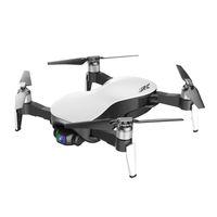 JJRC X12 AURORA 5G WIFI FPV bürstenlos Motor 1080P / 4K HD-Kamera GPS-Dual-Modus-Positionierung Faltbarer RC-Drohne Quadcopter RTF VS EX4