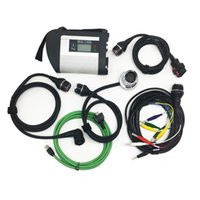 Best Quality V2020.09 MB SD Connect Compact C4 Star Diagnostic TooL With Vediamo And DTS Engineering Soft-ware