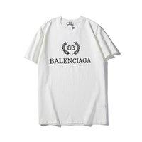 Tasarımcılar Pamuk T-shirt Yeni Ürün Dreamville J Cole Logosu Baskılı T-shirt erkek Hip-Hop Pamuk T-shirt 20 Renkler Yüksek Kalite Toptan