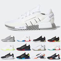 adidas Sıcak Dazzle kamuflaj nmd r1 siyah beyaz meksika şehir oreo og klasik aqua tonları erkekler kadınlar japonya spor koşu ayakkabıları v2 erkek